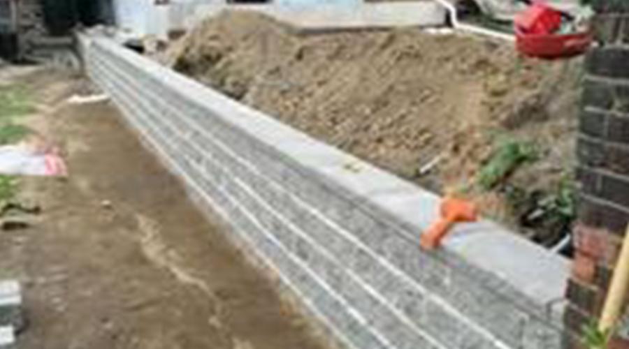 Block retaining walls Toronto