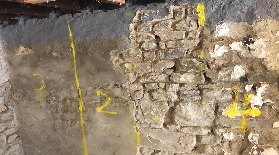 Stone repair Toronto