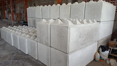 Concrete Block Walls
